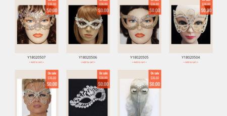 Бесплатные китайские маски